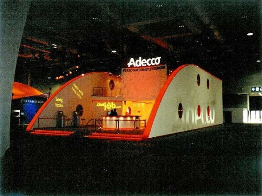 Messestand EXPO 2000 Hannover